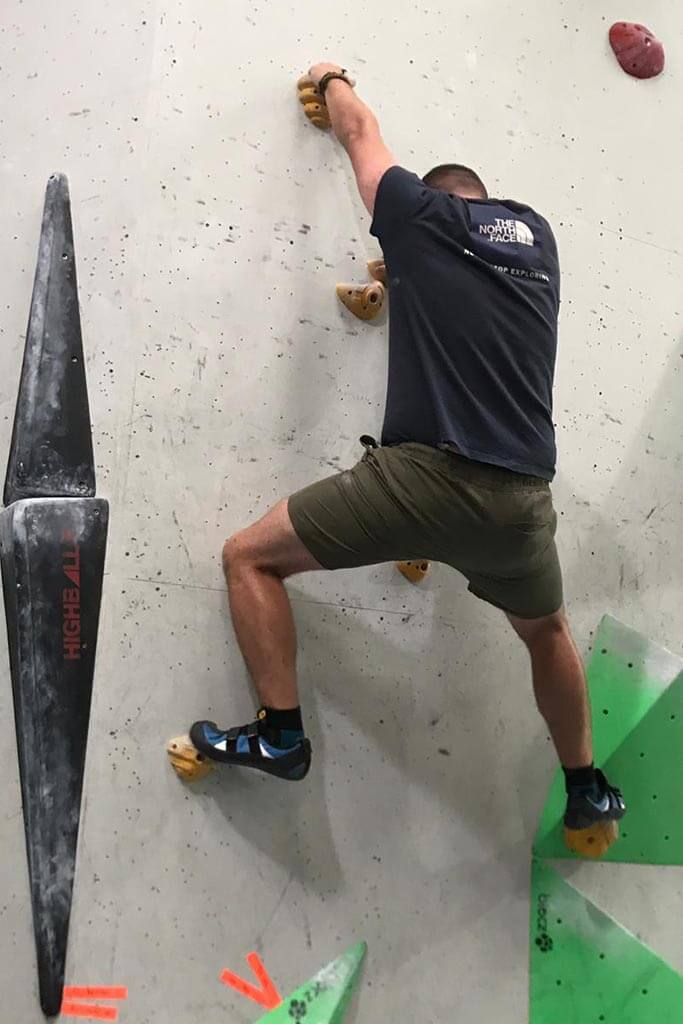 Climbing Wall 03