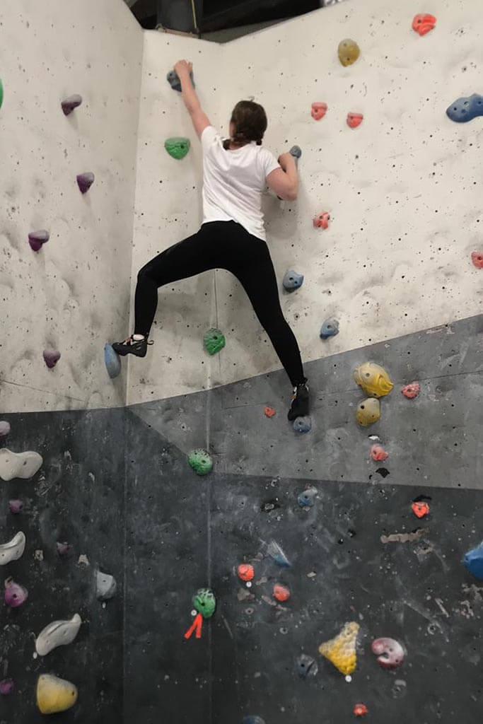 Climbing Wall 05