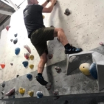 Climbing Wall 10