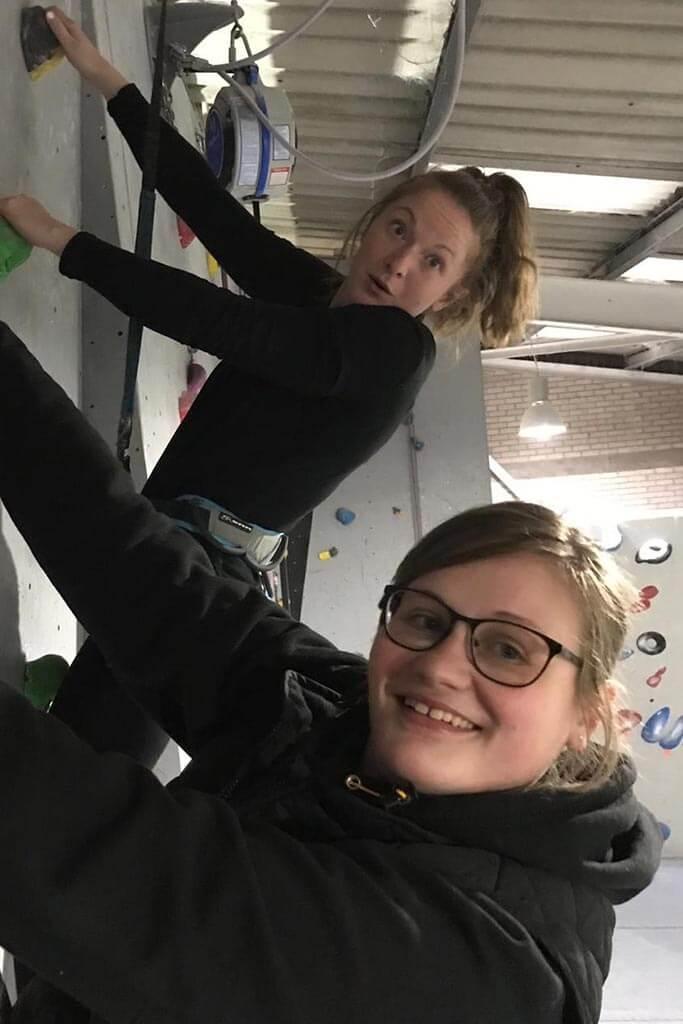 Climbing Wall 11