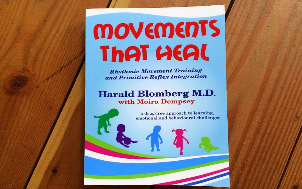 Movements That Heal Book