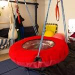 senSI Rig Inflatable Swing