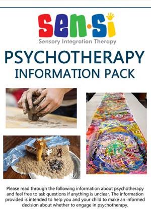 Sensi Psychotherapy Information Pack