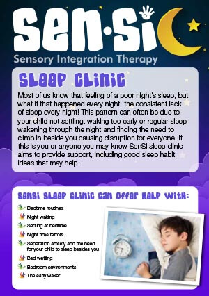Sensi Sleep Clinic 2019 online