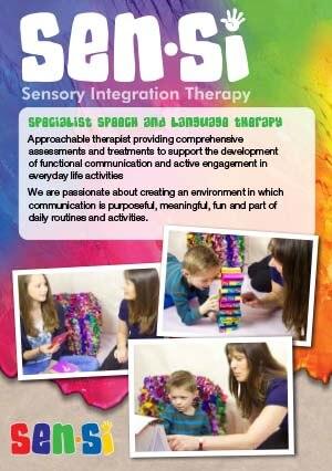 Sensi Speech Therapy 2019 online