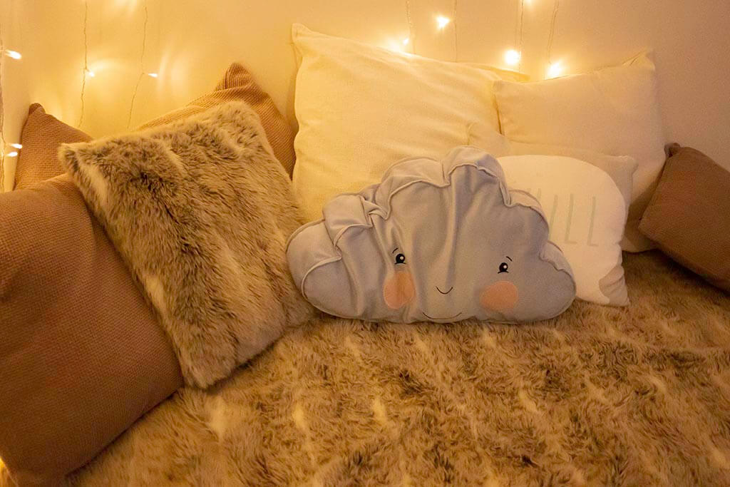 Sensi Therapey Cloud Cushion