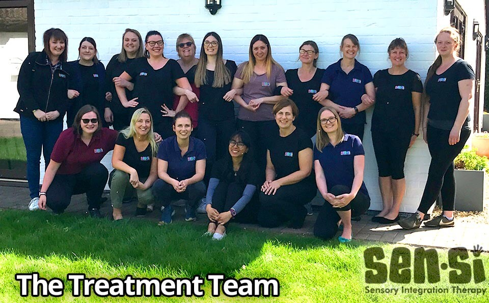 The Team at SenSI Treatment
