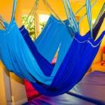 senSI Play Area Swing
