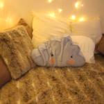 senSI Treatment Cloud Pillow